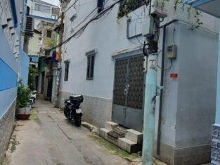 Nhà Cho Thuê 30m2, Đường Công Giang, P2, Q.PNhuận